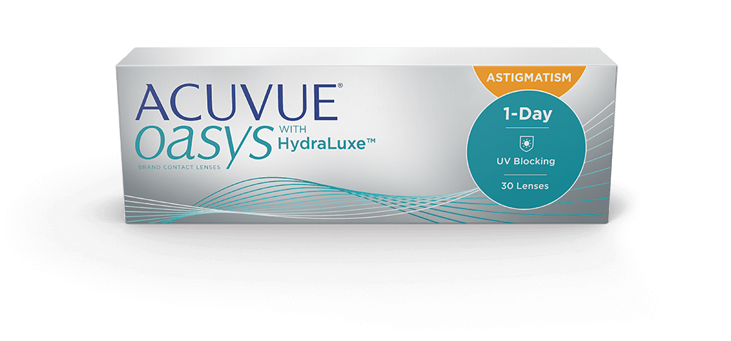 Acuvue Oasys 1 Day with Hydraluxe Technology for Astigmatism 30 lens pack.png
