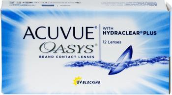 Acuvue Oasys 2 week 12 lens pack
