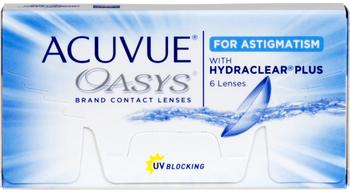 Acuvue Oasys 2 week for Astigmatism 6 lens pack