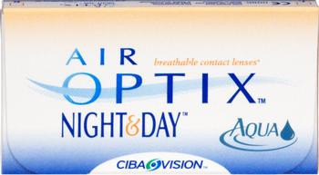 Air Optix Night n Day Aqua 6 pack
