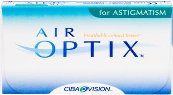Air Optix for astigmatism 6 pack
