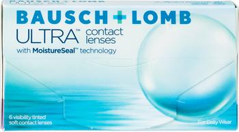Bausch Lomb ULTRA with MoistureSeal Tech 6 pack