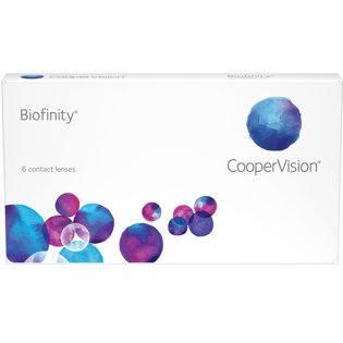 Biofinity EW 6 Pack