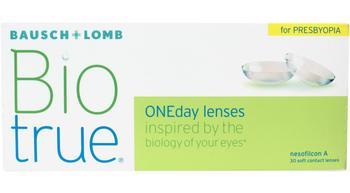 Biotrue ONEday for Presbyopia-30-pack