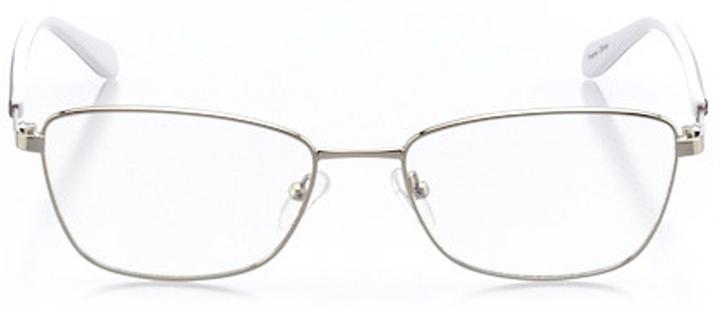 saint-denis: women's cat eye eyeglasses in purple - front view