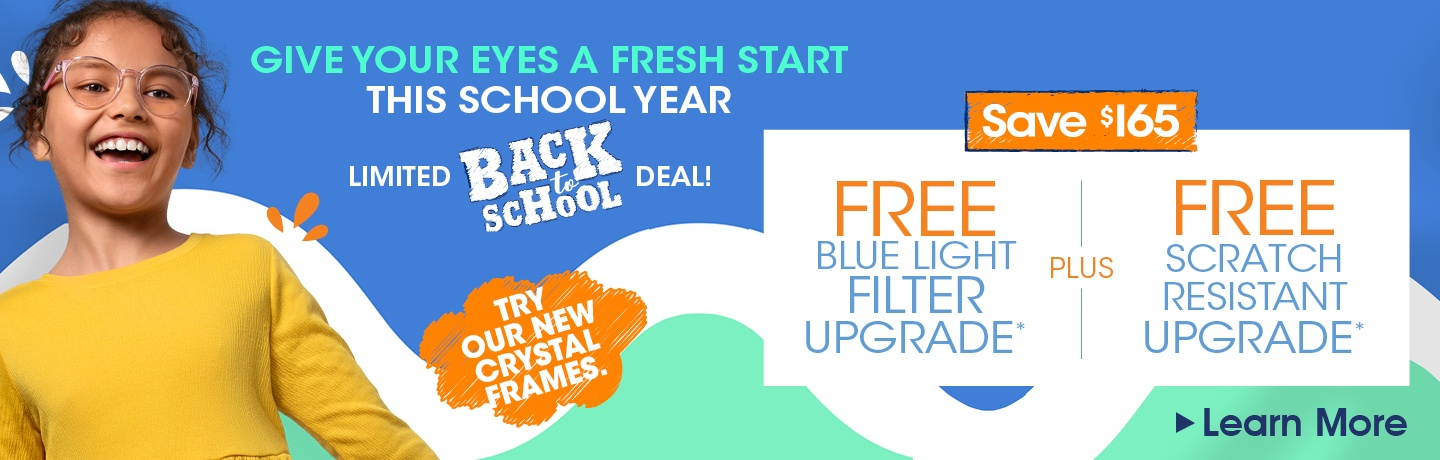 Limited back to school deal!